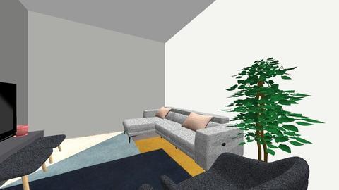 mod 1 - Living room - by luu