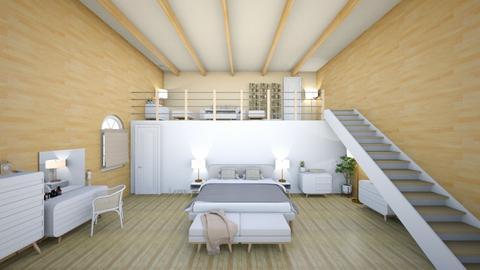Wood room - Modern - Bedroom  - by Stavroula Chatzina