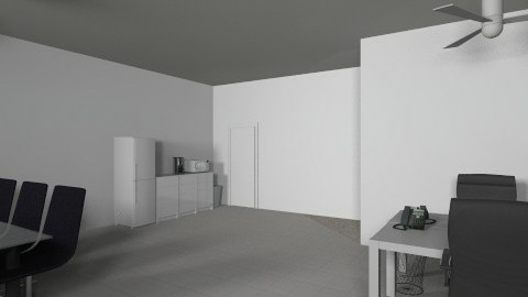 Office 1 - Minimal - Office  - by annadk