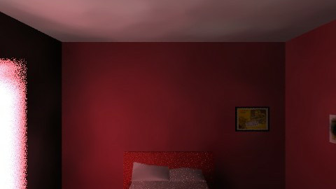 The Room - Retro - Living room  - by Feedthegods97