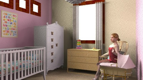 baby room - Modern - Kids room - by Tramaine Higgins