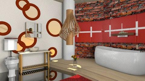 bathroom2 - Vintage - Bathroom  - by Designerloft