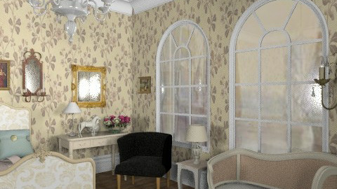 Shabby chic bedroom - Classic - Bedroom  - by mydeco Insider