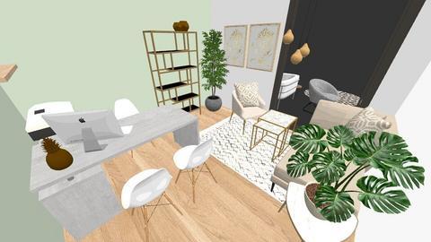 Office - Office  - by Silke Demeyere