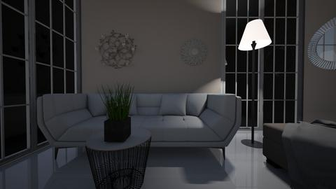 a sprinkle of simple - Living room  - by MaiZee20