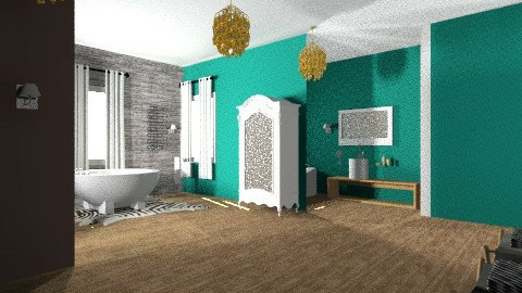 bathroom relaxroom - Bathroom - by joeri_van_buggenhout