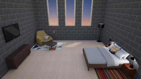 light bedroom - Bedroom  - by DreamerStar202