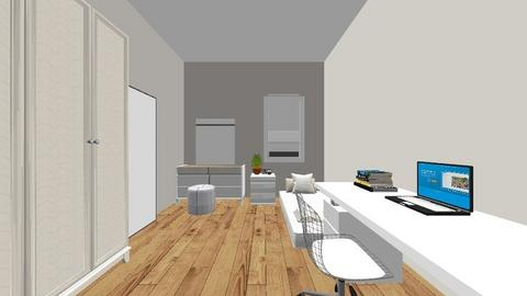 my room - Minimal - Bedroom  - by jeceline