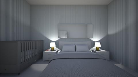 lebaran - Bedroom - by sasasaaaw
