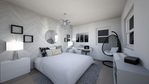 My Room Design 2 - Bedroom  - by pcsalazar