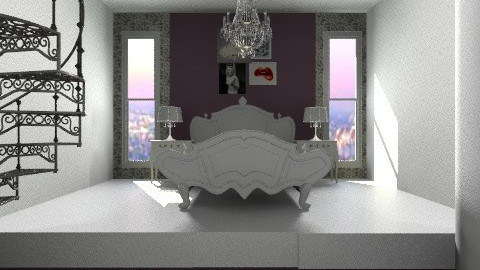 Room fit for a Princess  - Feminine - Bedroom - by vanessa_designs