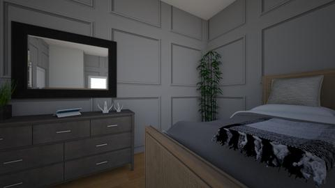 sypialnia - Bedroom  - by malinkna