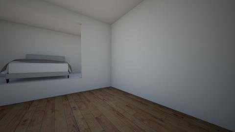 trail - Bedroom  - by freewillie
