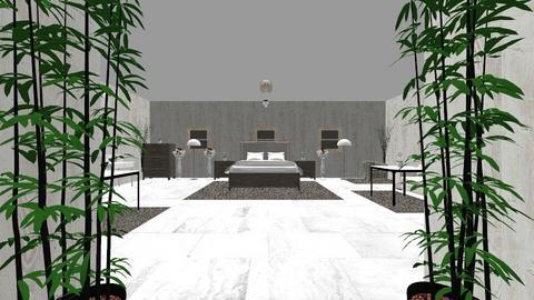 master bedrrom - Modern - Bedroom  - by MarianaGuzman