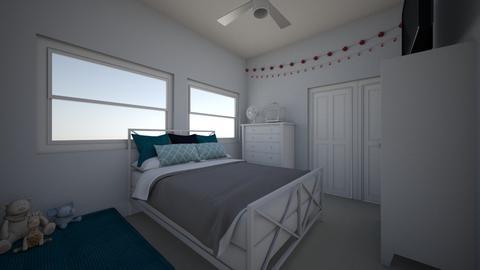 Graces room - Bedroom  - by apriljaz