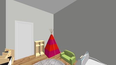 dzieci6 - Kids room  - by kasia1234567890