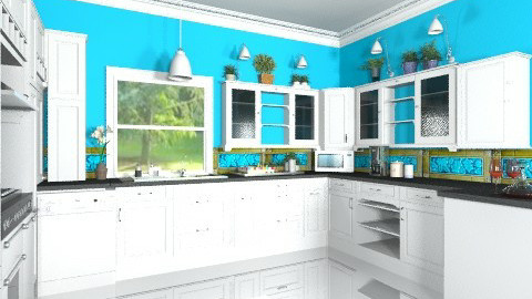 Copy from Another Copy  - Classic - Kitchen  - by Reported