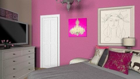 VintageDream - Vintage - Bedroom  - by Yoshi Yogataga