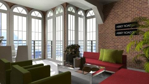 555 - Classic - Living room  - by Ivana J