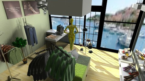 Shopping room - Modern - Office  - by anjuska9