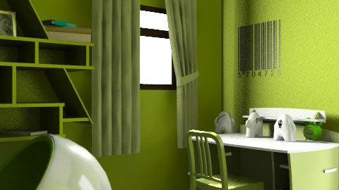 boys III - Minimal - Kids room  - by LelaMarie Bullock