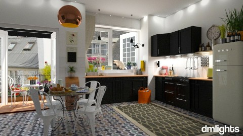 Montmartre - Kitchen  - by DMLights-user-997247