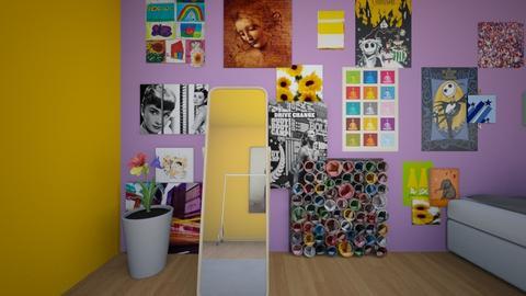 koks - Bedroom  - by alisss