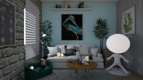 LYL - Modern - Living room  - by thanhngoc