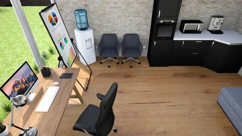 Fiverr job 1 - Office  - by Richie2005239