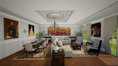 Room Portugal - Classic - Living room  - by Joao M Palla