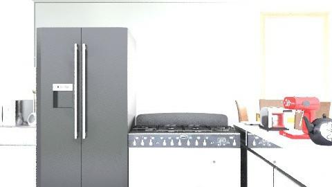 kkkkk - Glamour - Kitchen  - by vikikee