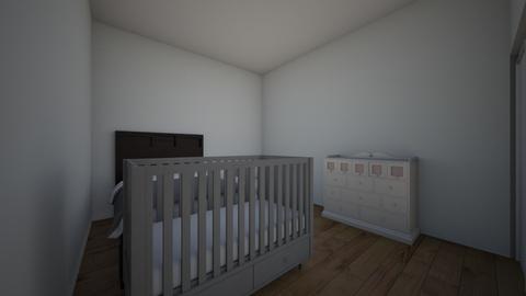Nursery option 3 - Kids room  - by Theresa Seay