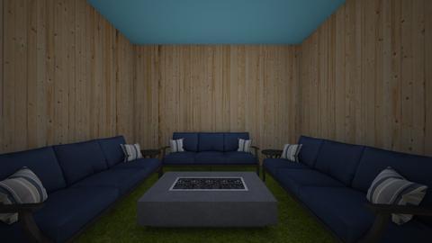 Outdoor living room - Garden  - by SMRiley