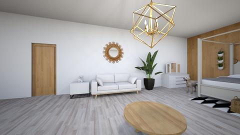 attic - Rustic - Bedroom  - by nevaeh22