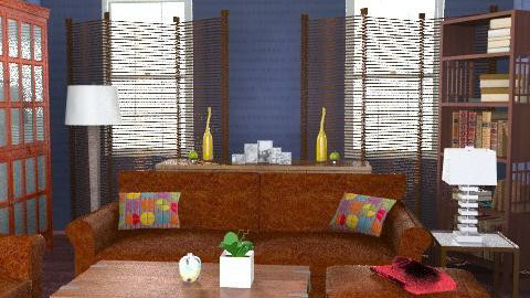 Crate & Barrel - Classic - Living room  - by hunny