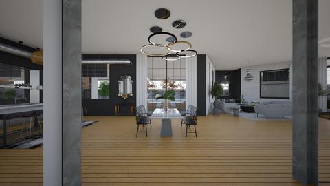 SoftLoft_LivingRoom - Living room  - by lovasemoke
