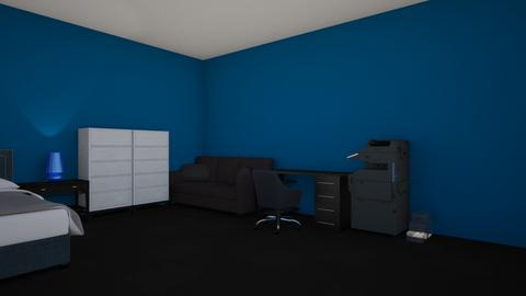 My bedroom design - Minimal - Bedroom  - by s734456