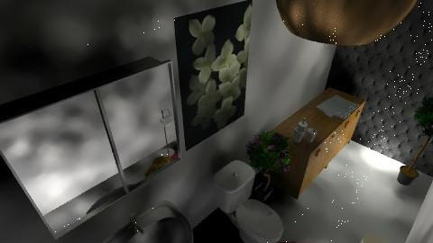 ESCRITORIO banheiro 01 - by lo bolotti