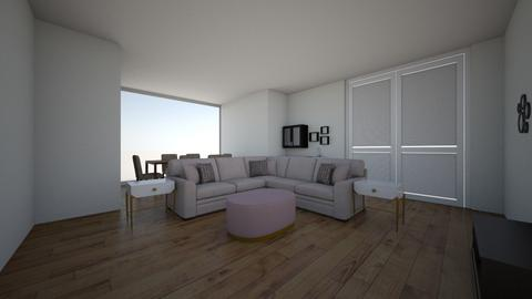 living room - by sadiepuppy1