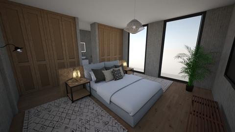 clara home - Bedroom  - by melcampusano