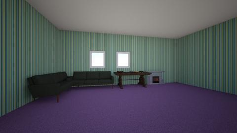 Cozy - Living room  - by lenamonkey9