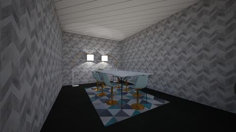 IslaHarlowdiningroom - Dining room - by Islaj