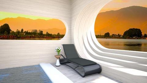 home - Bedroom  - by nihalruttala