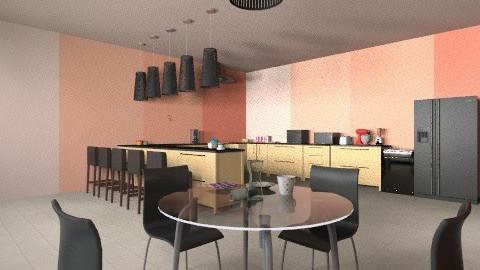 fress kitchen - Classic - Kitchen  - by Natalia15