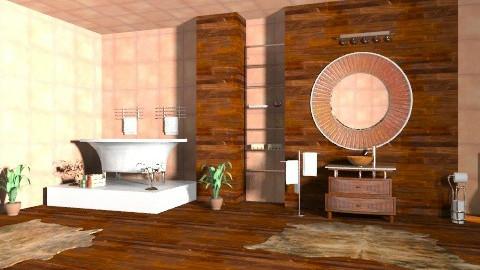 Master Bath - Bathroom - by deepthinker