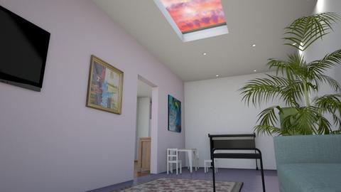 aangepast plan - Living room  - by Ketting