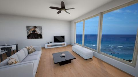 Designed by Dani - Living room  - by Construdani