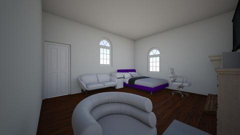 my bedroomroom - Bedroom  - by davichas1