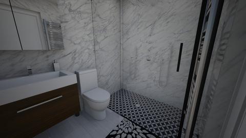 Vlad 2 bathroom - Bathroom  - by mina_o
