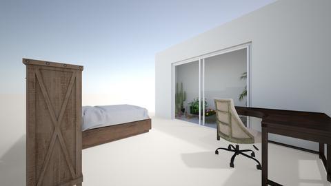 neel - Bedroom - by neelnafis